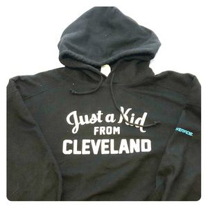 Shirts - Just a kid from Cleveland hoodie